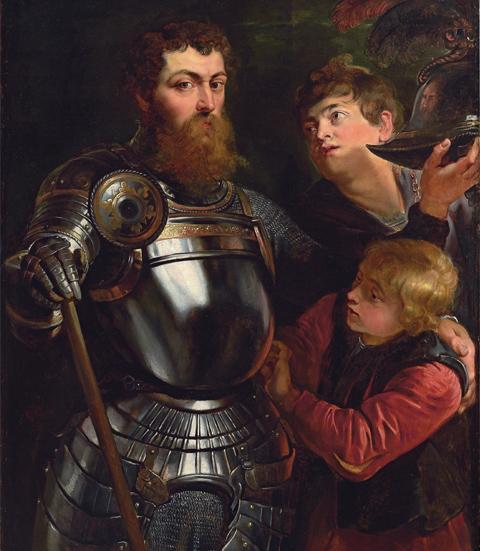 异国画苑(882)荷兰绘画大师亨德里克·霍尔齐厄斯(Hendrick Goltzius)作品 - 笑然 - xiaoran321456 的博客