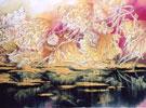 石丹国画欣赏