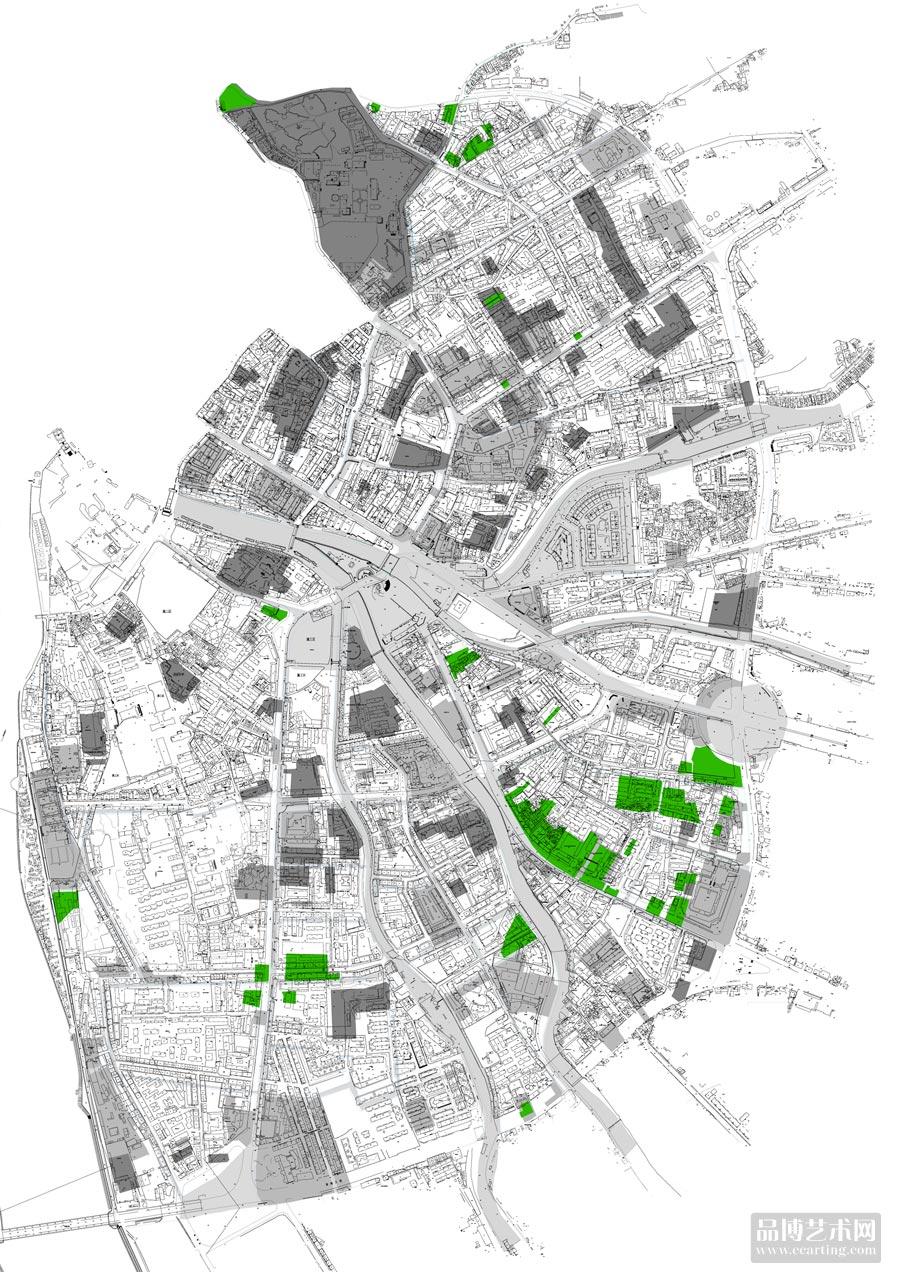 该游乐场项目是在城市框架下,综合了城市设计,艺术创作,教育等多学科